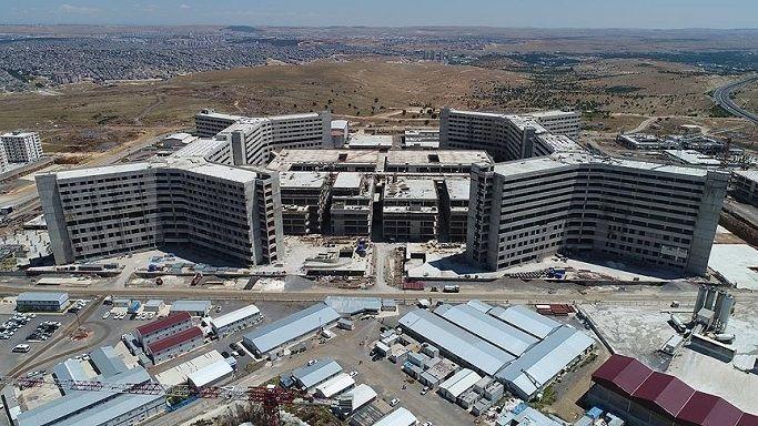 Gaziantep Şehir Hastanesi Ne Zaman Açılacak