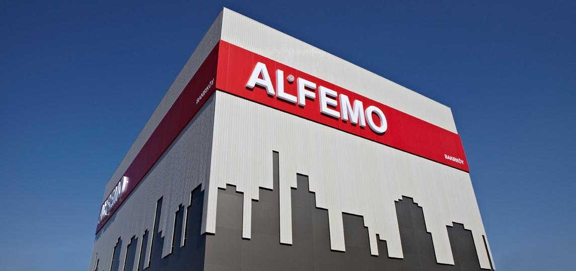 Alfemo Bir Haftada 6 Mağaza Açtı
