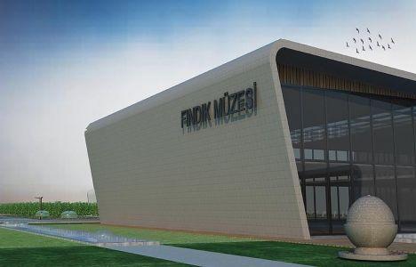 Giresun'a Fındık Müzesi İnşa Edilecek