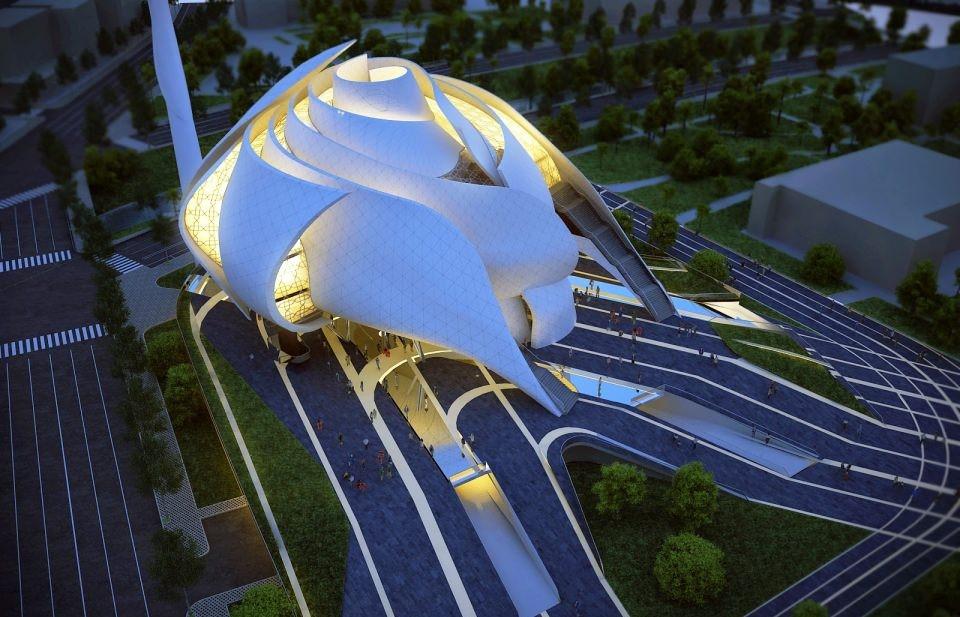 Dünyanın En Büyük Camisi Arnavutluk'ta İnşa Edilecek