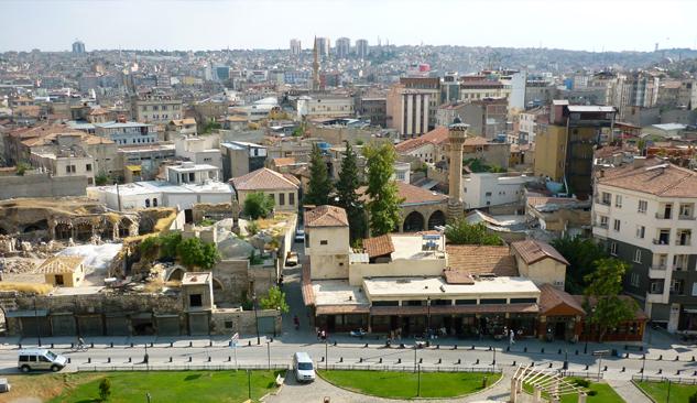 Gaziantep'te Eylülde 2 Bin 225 Konut Satıldı