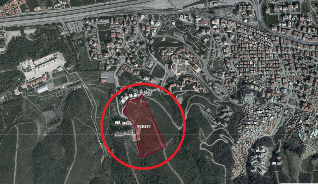 TOKİ'den İzmir'de 89 Milyon TL'ye Satılık Arsa