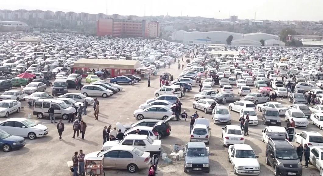 Ankara Açık Oto Pazarı İcradan Satışa Çıktı