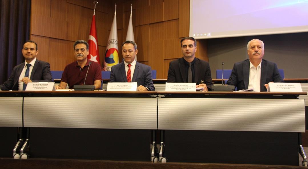 İzmir Ticaret Odası'nda İmar Barışı Masası Kuruluyor