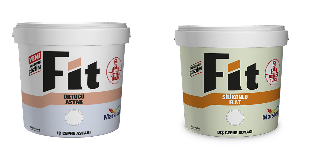 Marshall Fit ürün grubuna 4 yeni ürün eklendi