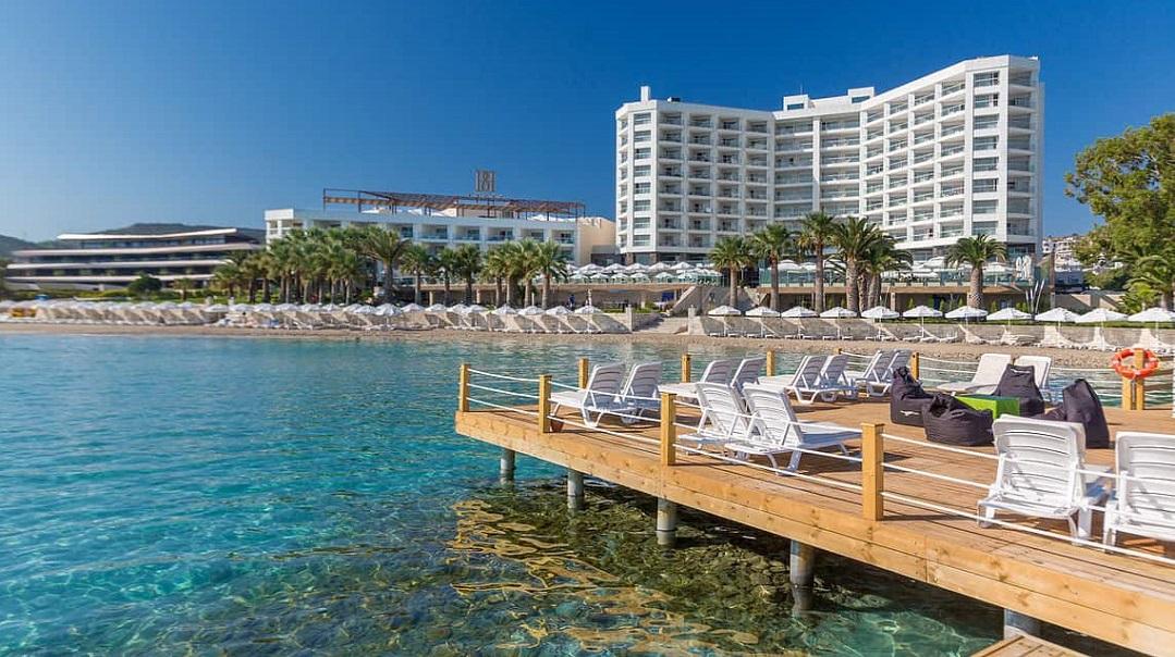 Çeşme Boyalık Beach Hotel Kapasite Artışına Bakanlıktan Onay