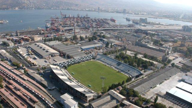 Alsancak Stadı Yeni İmar Planı Mecliste Onaylandı