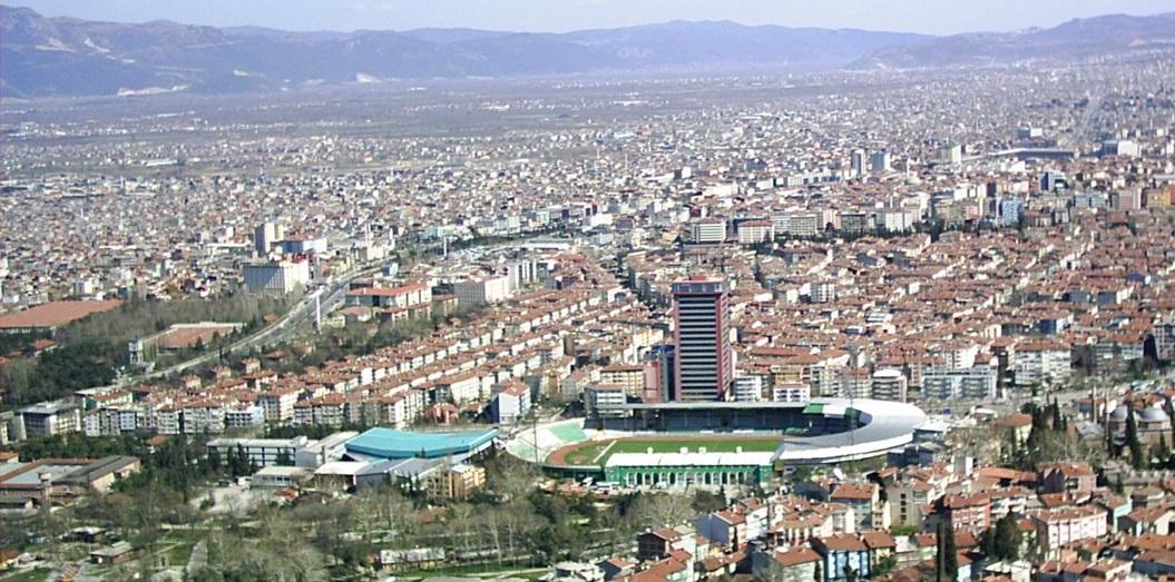 Bursa'da Değerlenecek Bölgeler 2018