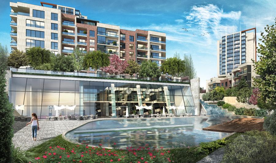 'Gri Ankara' Konut Projeleriyle 'Yeşil Ankara' Oluyor