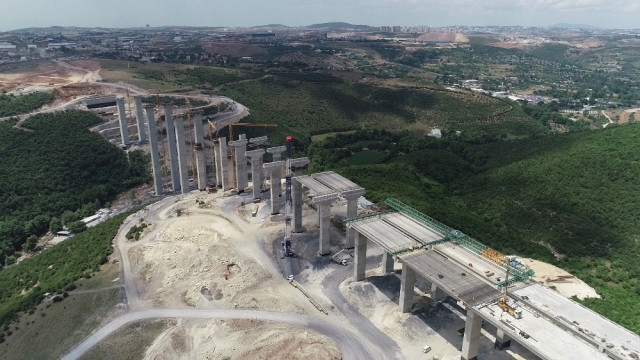 Kuzey Marmara Otoyolu 2019 Sonunda Açılacak