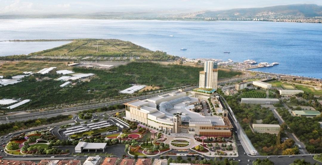 İzmir İstinyepark AVM İmar Planı Yeniden Askıda!