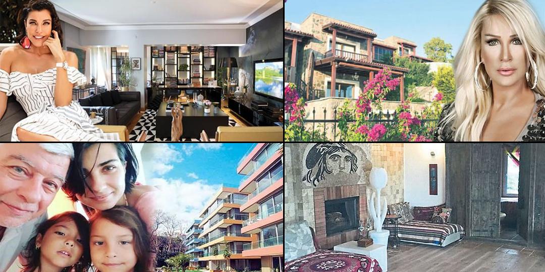 Türk Ünlülerin Evleri 2018