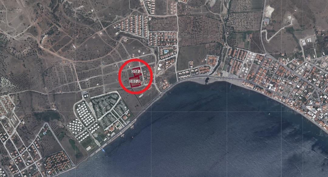Çandarlı Özlem Sahil Yapı Kooperatifi'nden 17 Milyon TL'ye Satılık 11 Arsa