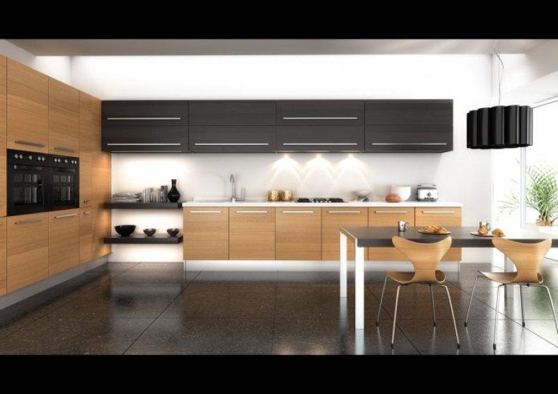 Dekorasyonda Modern Mutfak Modelleri