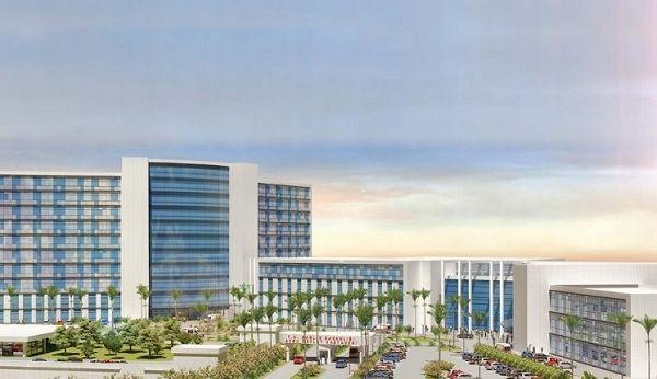 Antalya Aksu'ya 300 Yataklı Devlet Hastanesi Geliyor