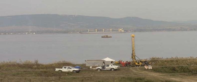 Çanakkale Köprüsü'nün Sondaj Çalışmaları Başladı