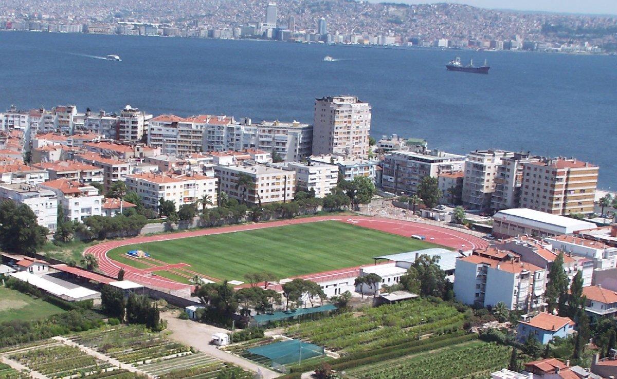 Karşıyaka Stadının İhalesi İkinci Kez İptal Oldu
