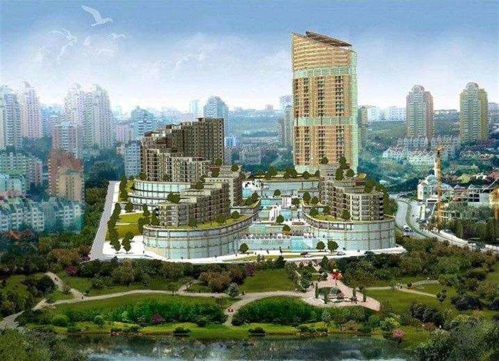 Keleşoğlu'ndan Bahçeşehir'e 300 Milyon Dolarlık Luxist AVM Projesi