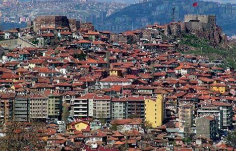 Ankara Altındağ'daki Gecekondular Yıkılıyor!