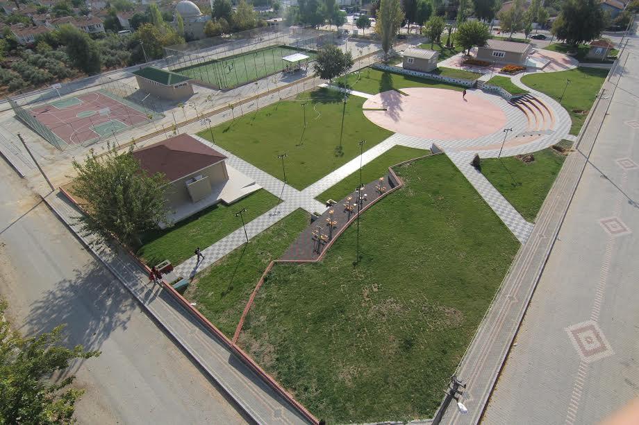 Bulgurca Meydanı Açılıyor