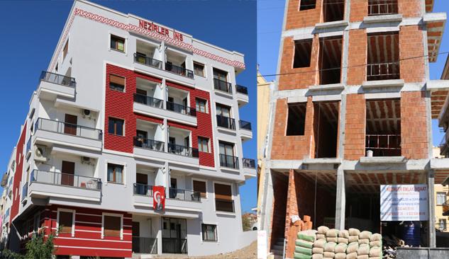 Adatepe'de Yaşam Başladı, Yaylacık'ta İnşaat Sürüyor