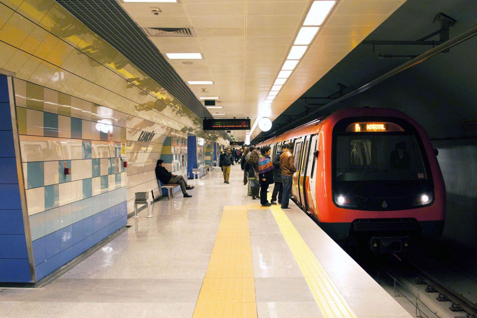 İstanbul'daki Yeni Metroların İhalesi 14 Aralık'ta