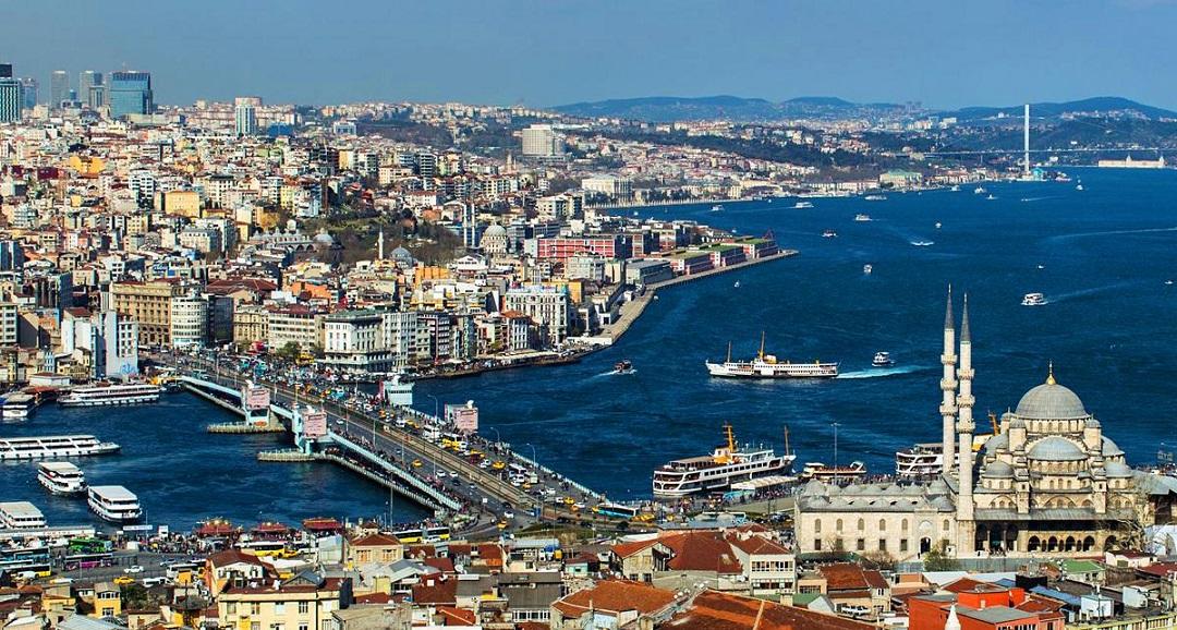 İstanbul İkiye Ayrılıyor!