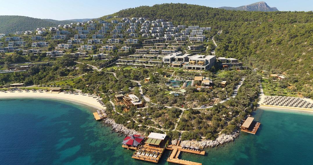 Ferit Şahenk Bodrum'daki 2 Villasını 90 Milyon TL'ye Sattı