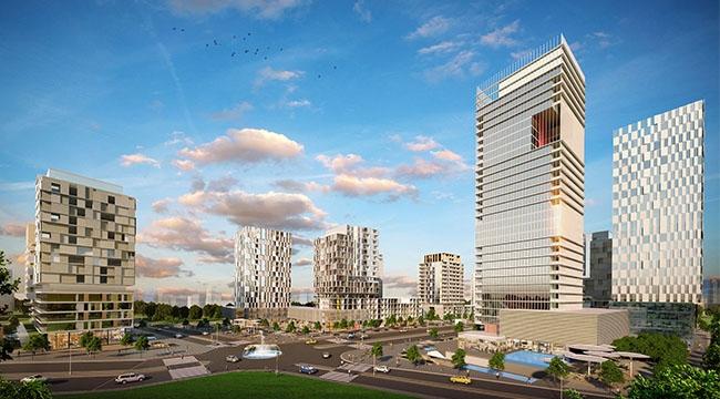 Yeni Başakşehir projesi Ön Talep Topluyor