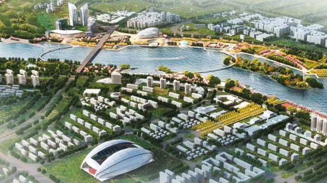 Kanal İstanbul'un 2 Yakasına 2 Modern Şehir Kurulacak
