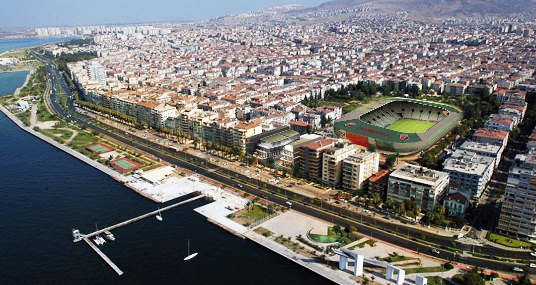 Karşıyaka Stadı Yeniden İhaleye Çıkacak