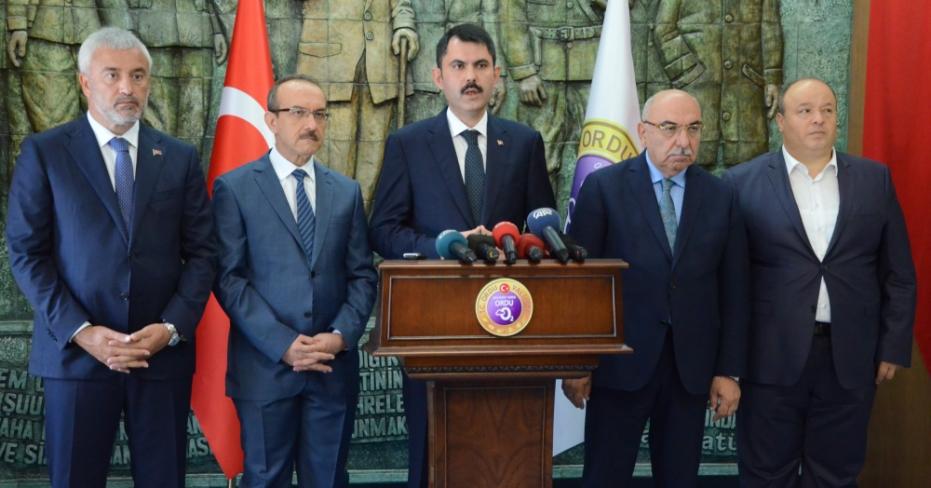 Karadeniz Bölgesi İçin Stratejik Eylem Planı Hazırlanıyor