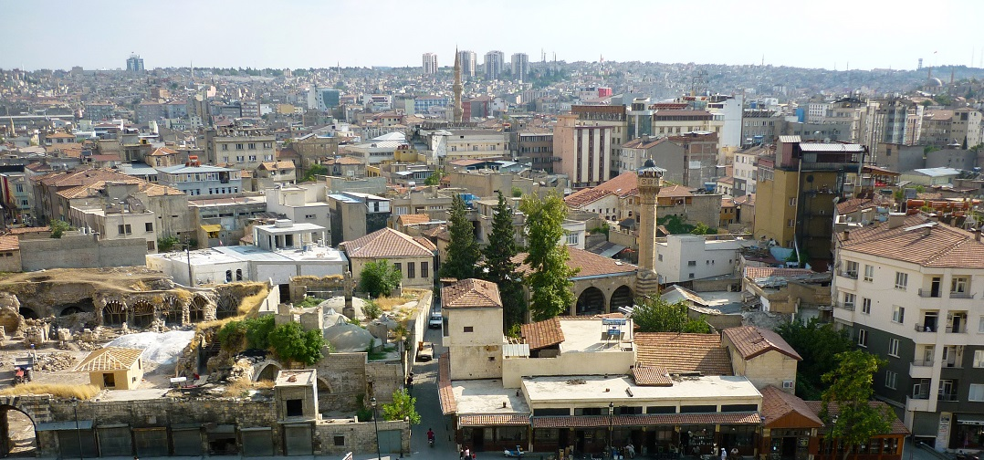 Gaziantep Şehitkamil'de 64,1 milyon TL'ye satılık 5 Arsa
