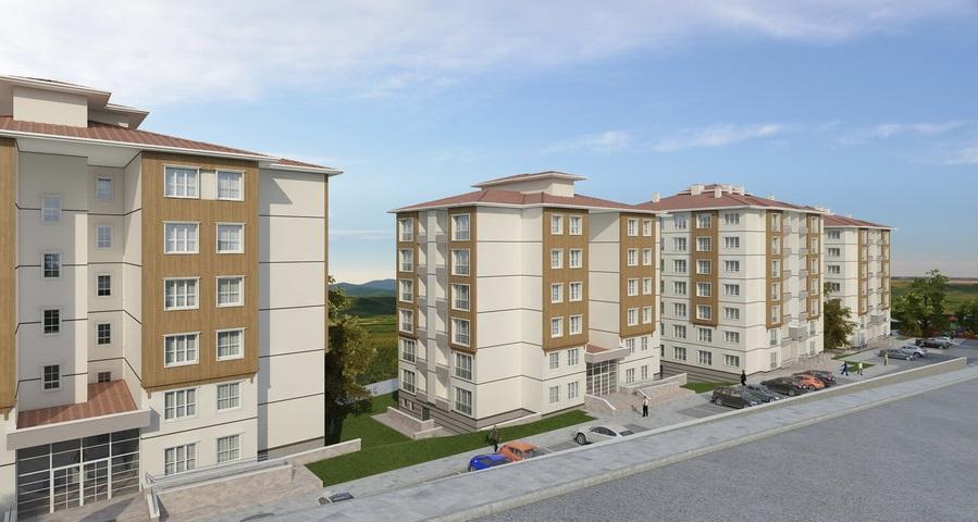 İzmir'de 336 TL Taksitle Ev Sahibi Olma Fırsatı! Başvurular Başladı