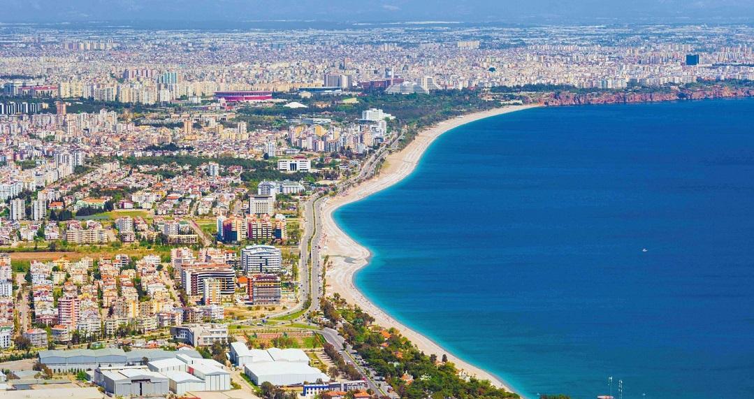 Antalya'da En Çok Değerlenen Bölgeler 2018