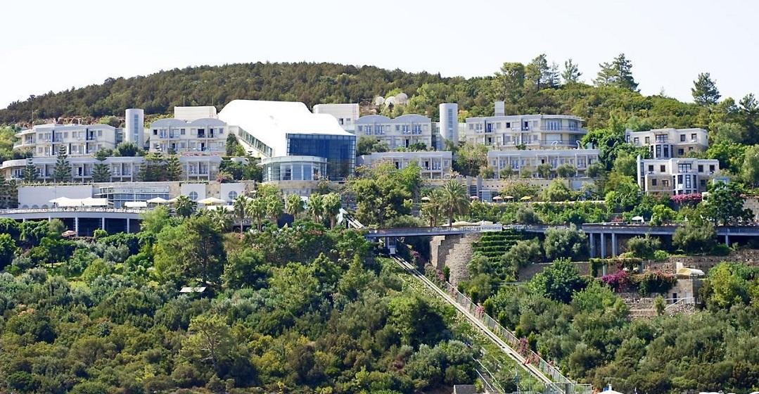 Kervansaray Bodrum Oteli  Şaban Kayıkçı Satın Aldı
