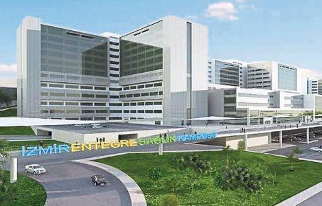 İzmir Entegre Sağlık Kampüsü İnşaat Sektörünü Canlandıracak