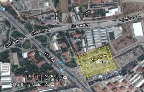 Ankara Etlik Garajı 98,5 Milyon TL'ye Satılıyor
