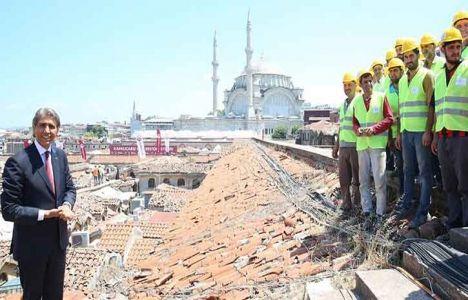 Fatih'te 200 Milyon Liralık Restorasyon!
