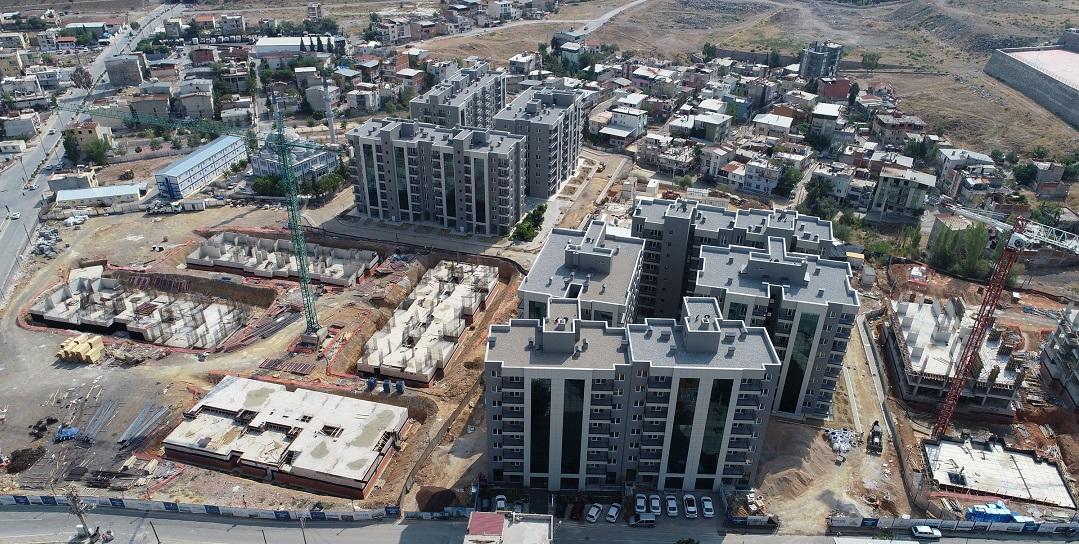 İzmir'de Kentsel Dönüşüm Çalışmaları Hızlandı