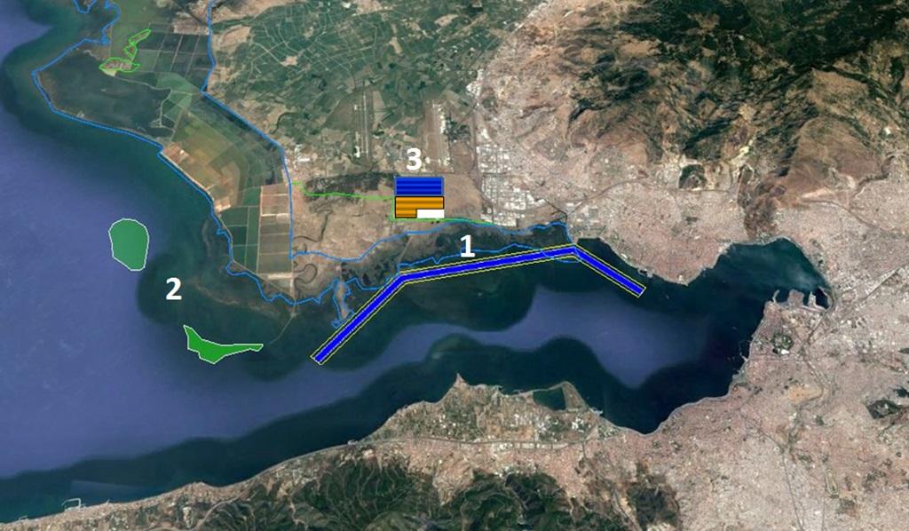 İzmir Körfez Projesi İhalesini Kazanan Firma Belli Oldu