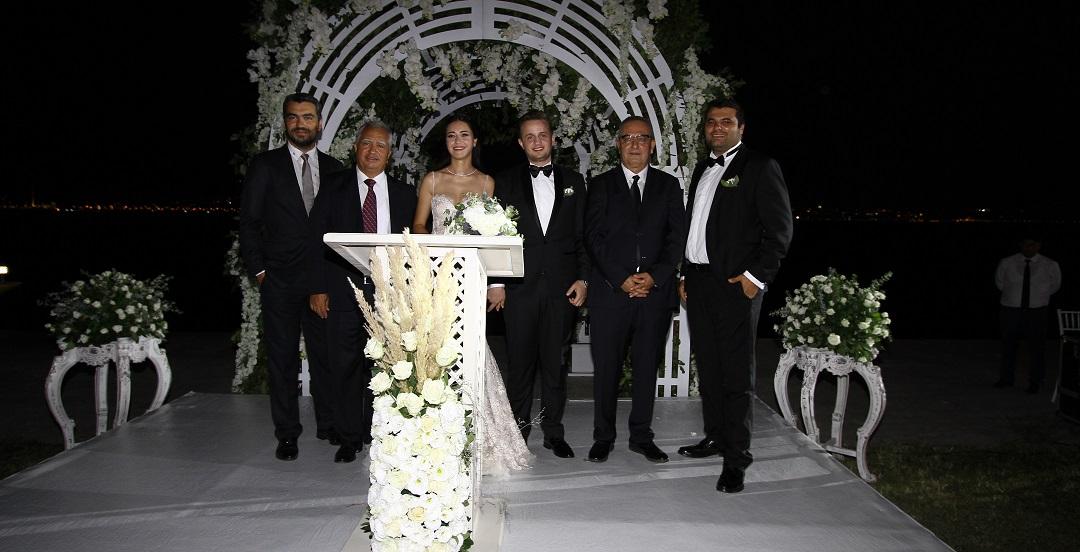 Yücesoy İnşaat'ın Mutlu Günü: Mehmet Cem Şişman Evlendi!