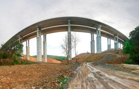 Kuzey Marmara Çevre Yolu'na Ekolojik Viyadük!