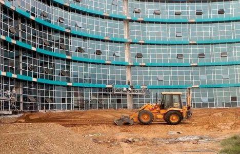 Ödemiş Devlet Hastanesi Yıl Sonunda Bitiyor