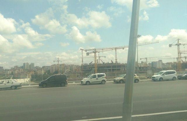 İkitelli Şehir Hastanesi'nin İnşaatında Son Durum 2018