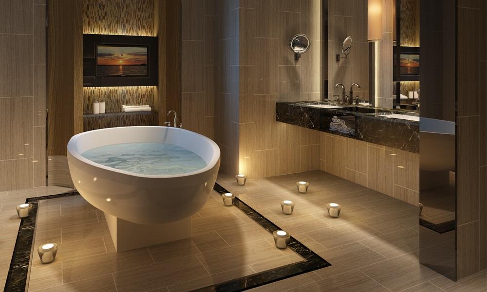 Banyo Yıkanma Alanlarında Sonbahar Trendi