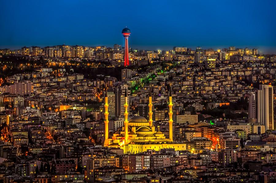 Ankara'da 6,4 Milyona Satılık 3 Arsa!