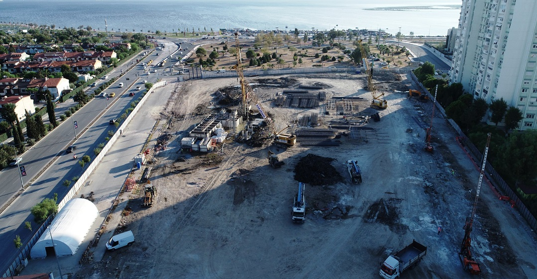 İzmir Opera Binası'nın Temeli 25 Eylülde Atılıyor
