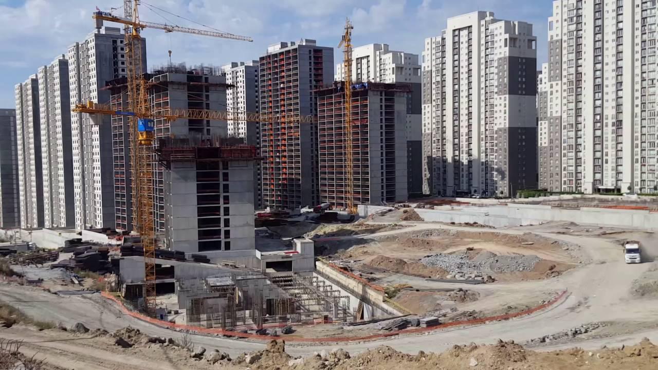 Dev Holding 5 Bin 800 Konutluk Projenin İnşaatını Durdurdu