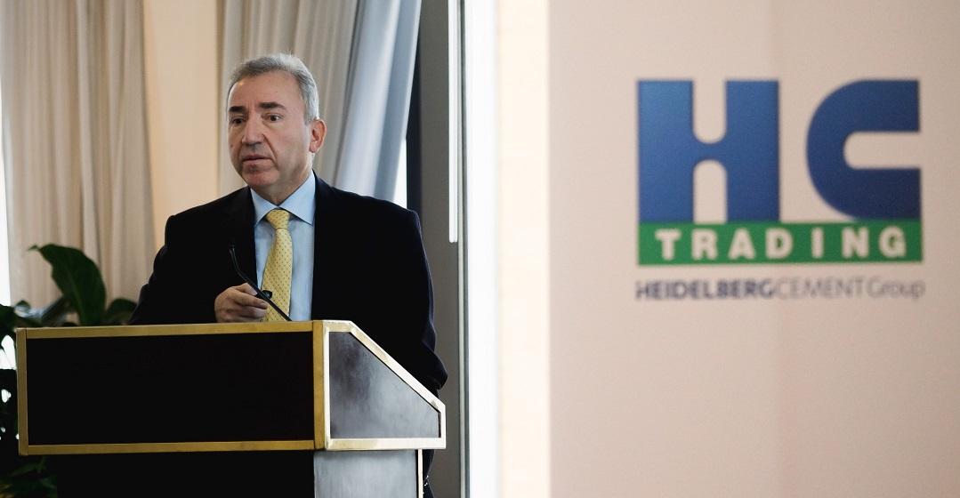 HCT Türkiye'den 1 Milyon Ton Çimento  Satın Alacak